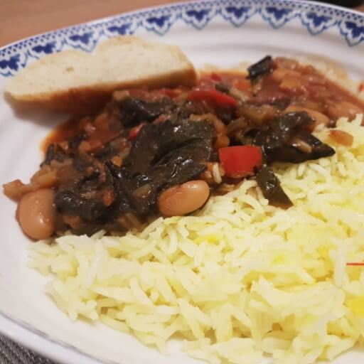 Meatless Monday Recipes: White Bean Stew