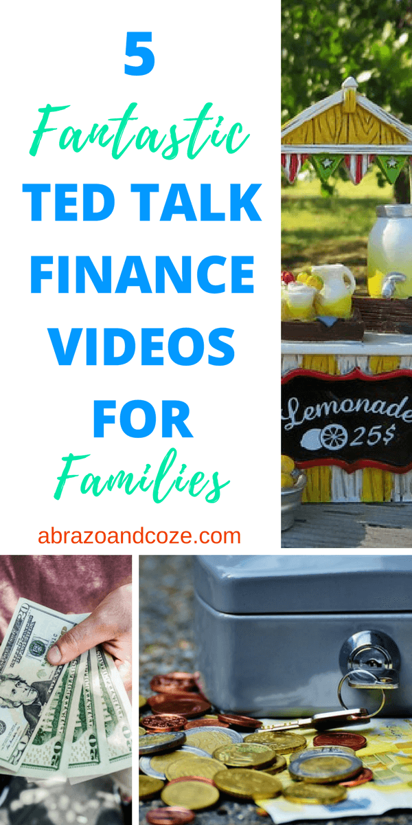 TED Talks on on family finances.