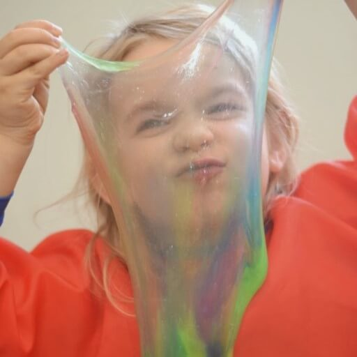 Edible slime recipe: kool aid. Safe to taste edible slime recipe perfect for little kids.