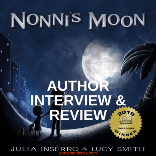 Nonnis Moon - Author Interview and Review