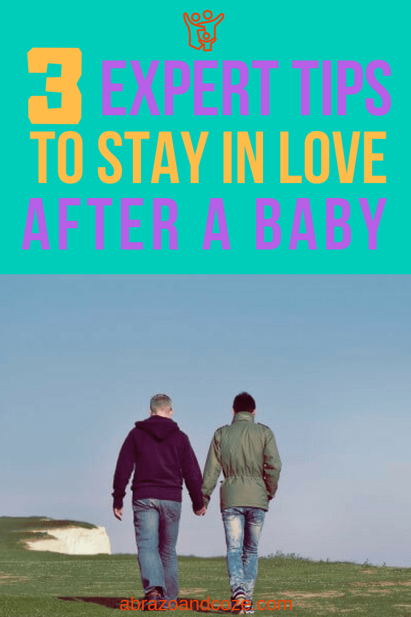 3 Expert Tips to Stay in Love After a Baby. Walking hand in hand with your partner doesn't have to become a thing of the past if you follow these tips direct from a marriage counsellor to keep your relationship strong after having a baby.