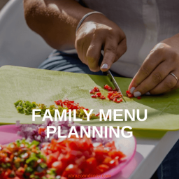 family menu planning