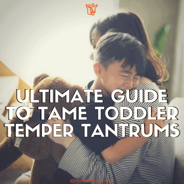 Toddler Temper Tantrums. Hold your child close, or give them space, depending on the circumstances. Discover the top tips to tame those tantrums.