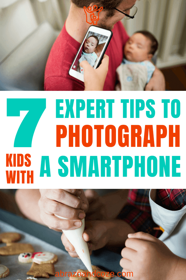 With these expert seven tips to photograph kids with a smartphone, you'll be taking phone photos like a pro.