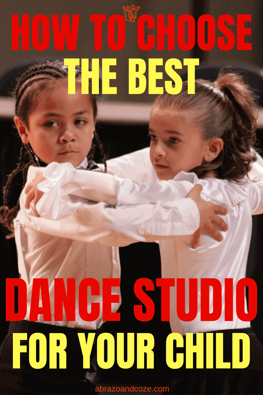 How to Choose the Best Dance Studio for your Child. Once you do, your children can have fun ballroom dancing like the children in the photo.