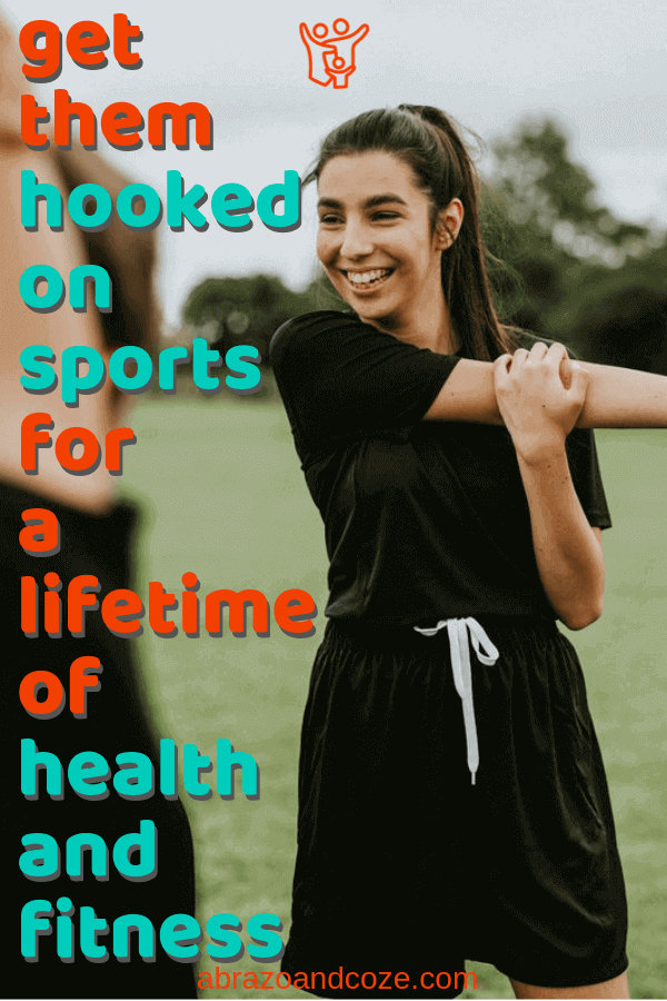 Get them hooked on sports for a lifetime of health. Your kids will learn so much more than how to stay fit.