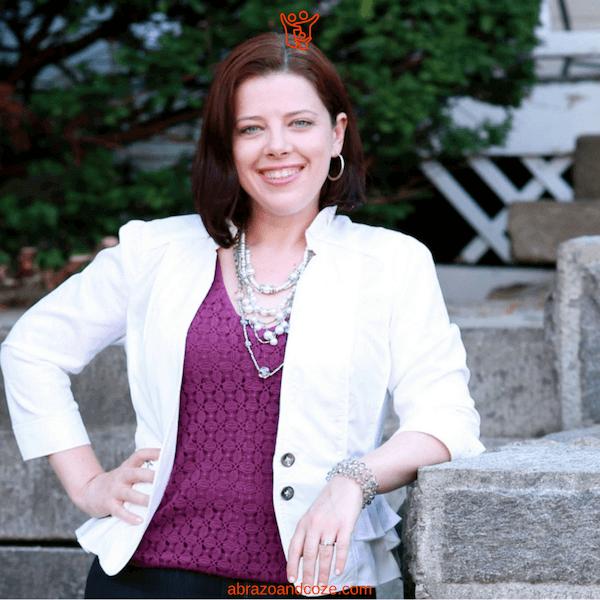 Colleen Brunetti, author of Aidan The Wonder Kid