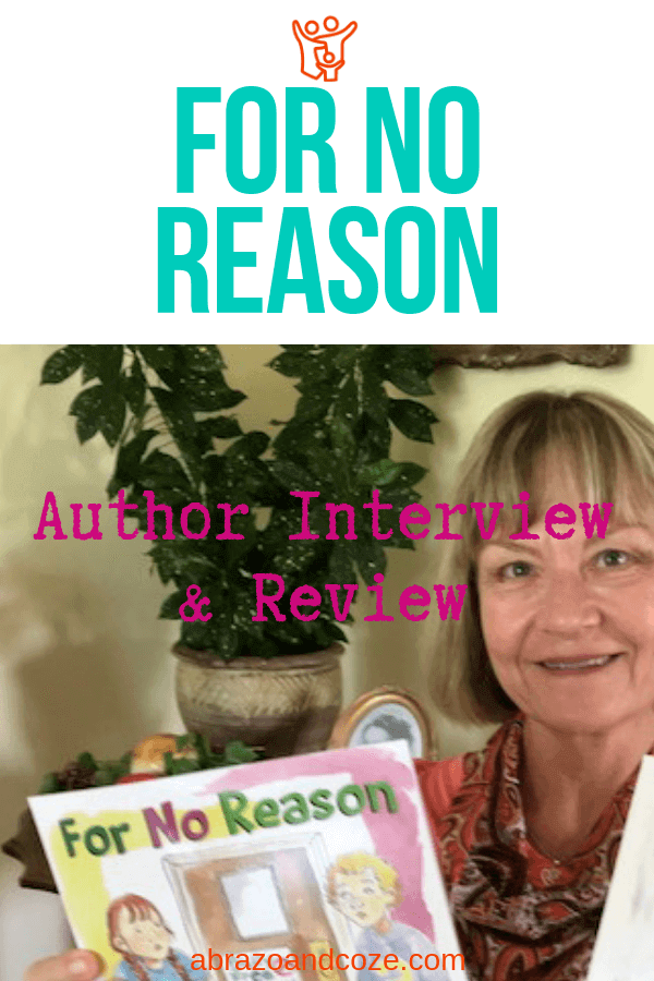 For No Reason Author Interview and Book Review