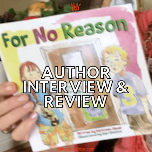 For No Reason Author Interview and Review