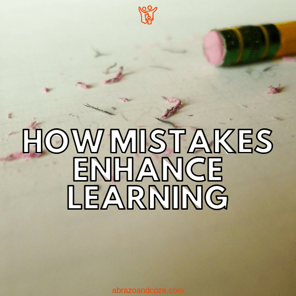 How Mistakes Enhance Learning